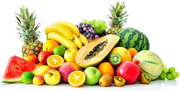 Fruktkorg i Lund