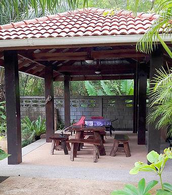 Strand nahe große Pool Villa mit Garten