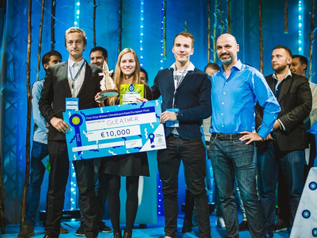 Apply now! Be among the greatest green startup success stories in Estonia.