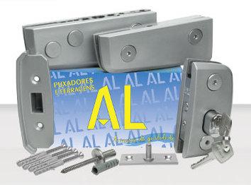 KIT-AL01: Kit Porta Simples Pivotante AL