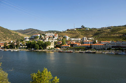 A vila do Pinhão