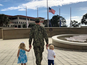To My Children: Why I Joined the U.S. Navy