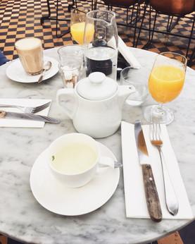 Oxford For Breakfast