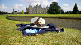 Burghley Horse Trials With Hicks & Brown