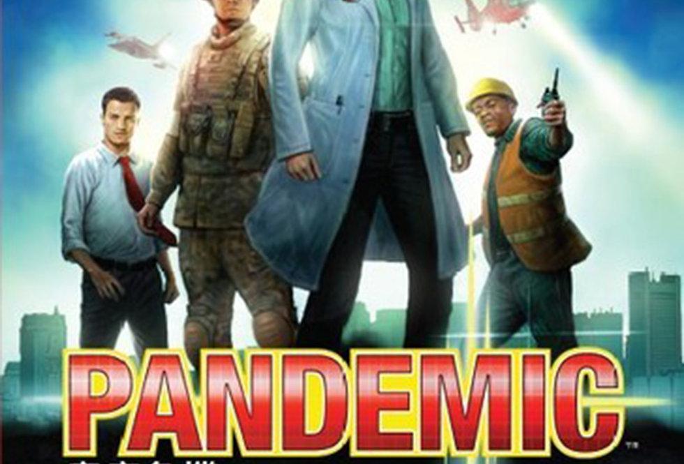 Pandemic 瘟疫危機