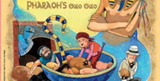 Pharaoh Gulo Gulo 法老秘寶