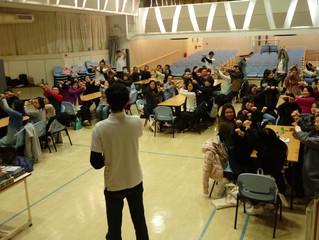 香港社會服務聯會(社聯)「寶馬會家在一起」計劃