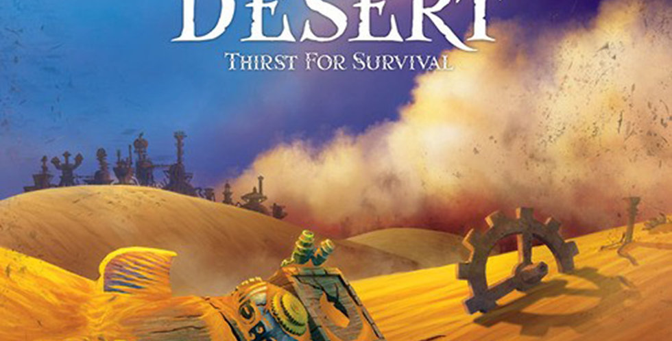 Forbidden Desert 禁制的荒漠