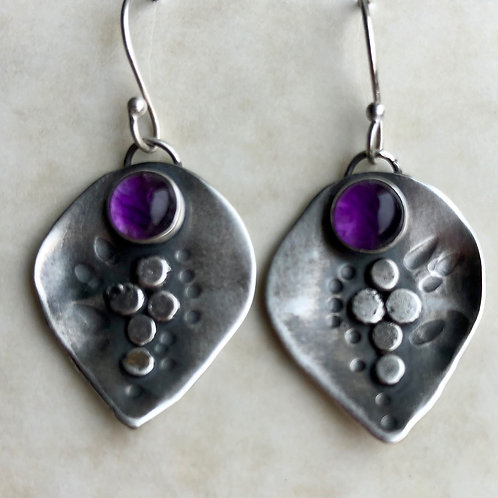 Petals and Pebbles - Earrings