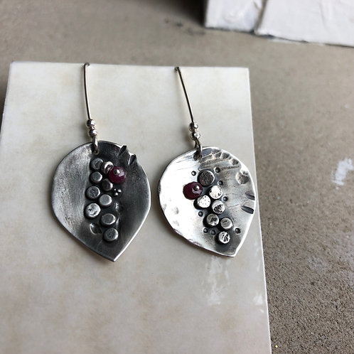 Petals and Pebbles - Earrings