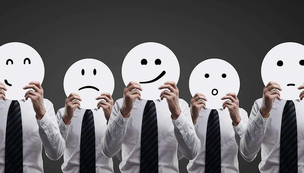Céline Janssens Psychologue & Sexologue - les 5 étapes du processus émotionnel