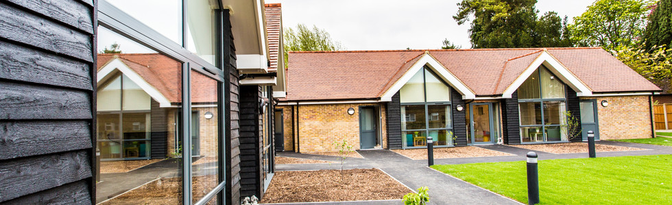 High dependency care home, Lynsted Kent