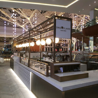 Snowflake Gelato - Westfield Shopping Centre