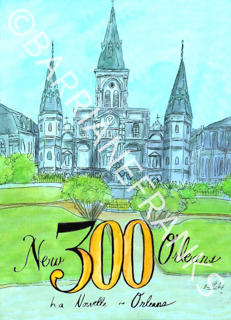 St. Louis Cathedral 300