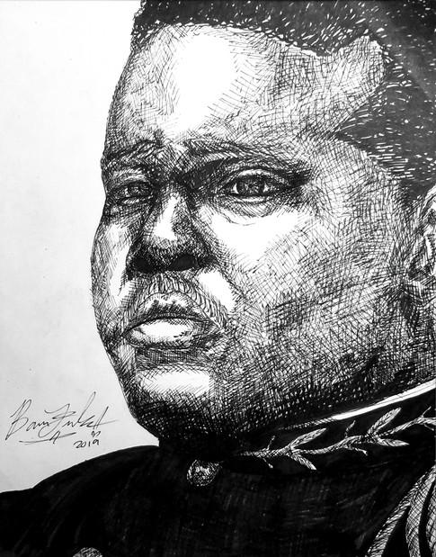 Marcus Garvey- Founder of UNIA, Creator of Pan-African Flag