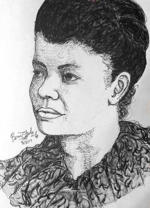 Ida B. Wells-Barnett-Journalist, Educator, Civil Rights Activist, and NAACP Co-Founder