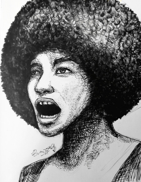 Angela DavisMember of Black Panther Party, Academic, and Author