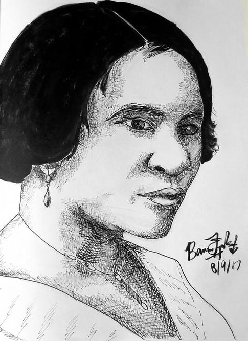 Madam C. J. Walker-First African-American Woman to become self made millionare