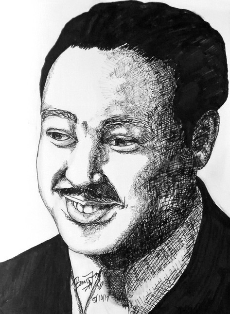 Langston Hughes-Poet and Activist