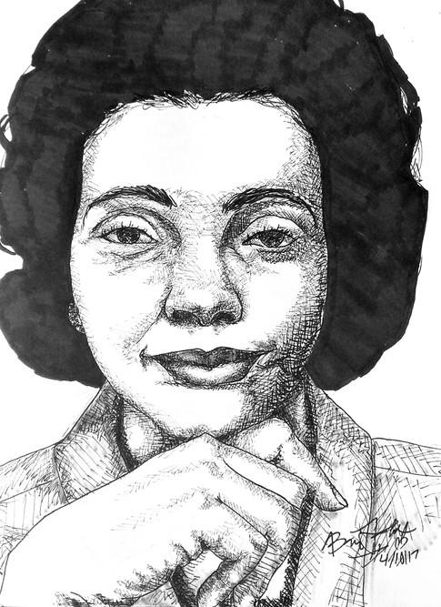 Coretta Scott King-Civil Rights Activist