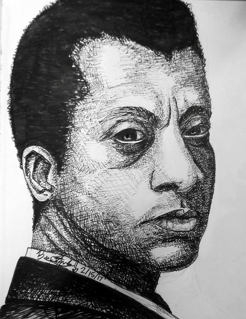 James A. Baldwin-Novelist, Playwright, and Activist