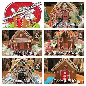 2019 Family Gingerbread-Smackdown