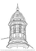 Octagonal Turret