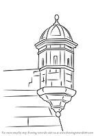 Hexagonal Turret