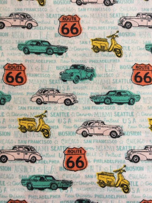 Mask - Route 66