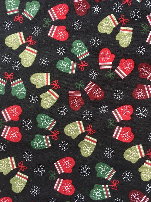 Mask - Christmas Mittens