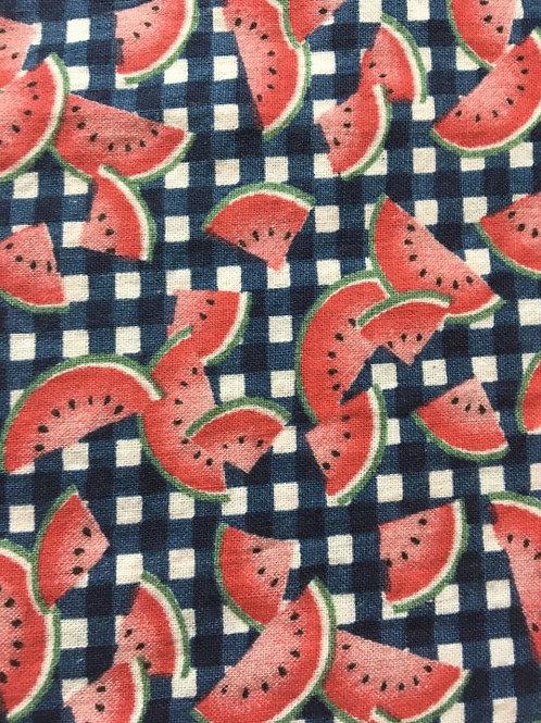 Mask - Watermelon Picnic