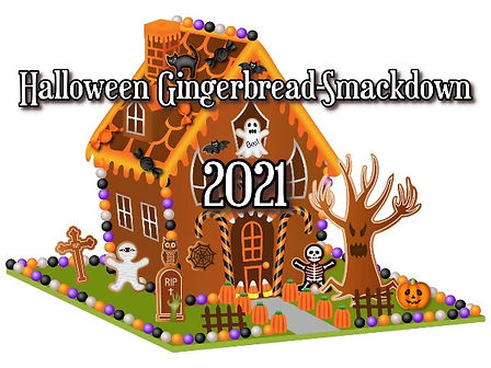 2021 GBD On-line Halloween Gingerbread-Smackdown