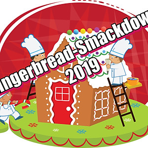 2019 Holiday Gingerbread-Smackdown