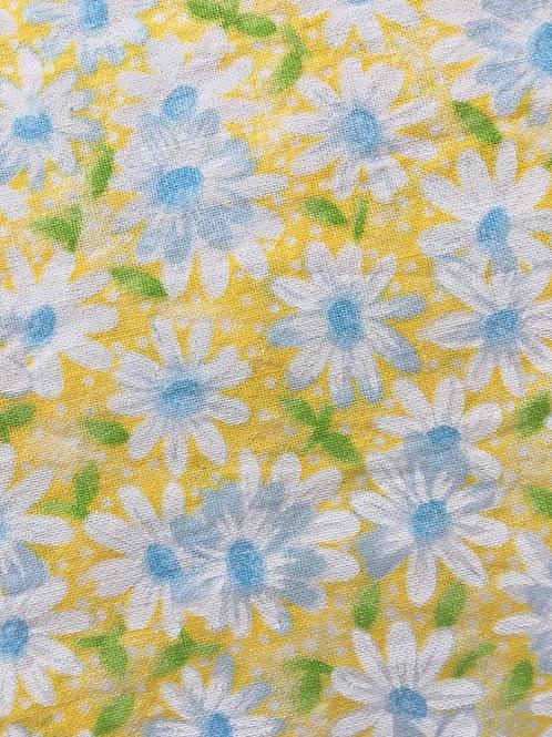 Mask - Yellow Daisy
