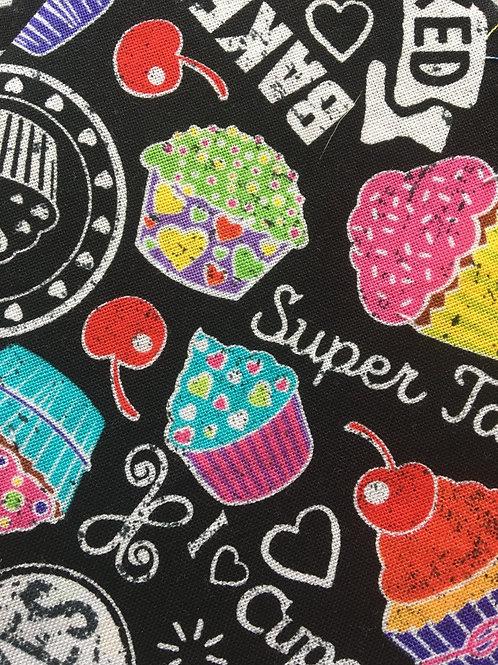 Mask - Cupcake Bakery