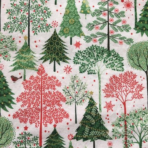 Mask - Christmas Tree Variety