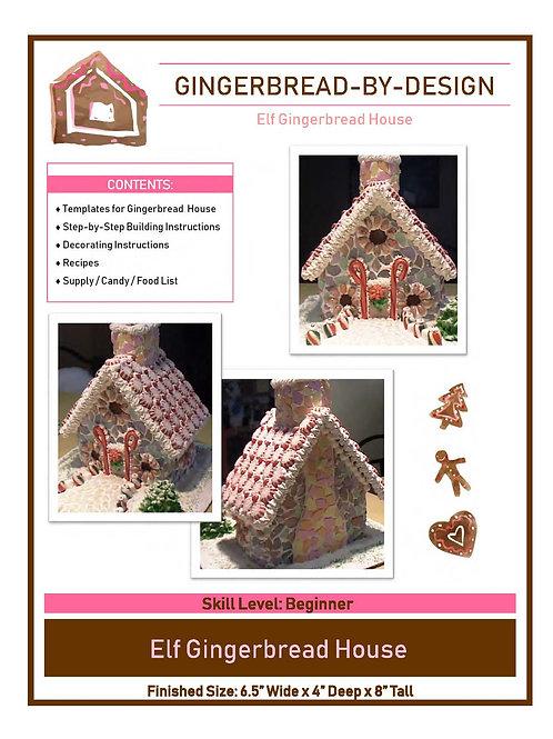 Elf - pre-printed template