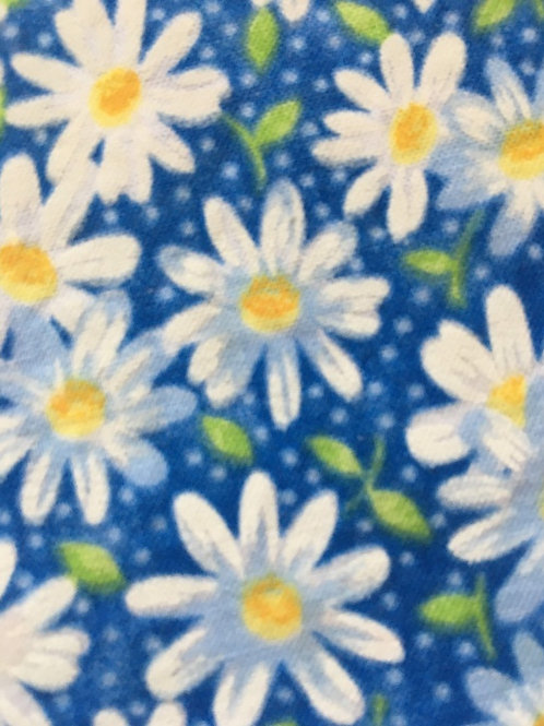Mask - Blue Daisy