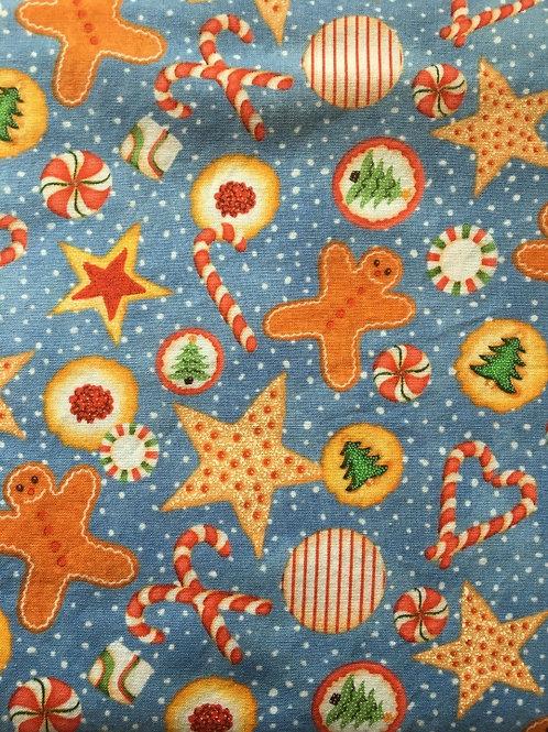 Mask - Christmas Cookies