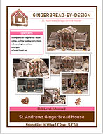 St.Andrews Gingerbread House
