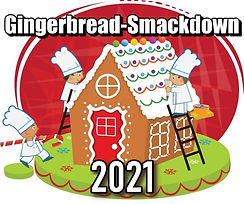 2021 Holiday Gingerbread-Smackdown