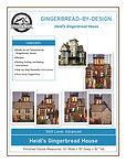Heidi's Gingerbread House