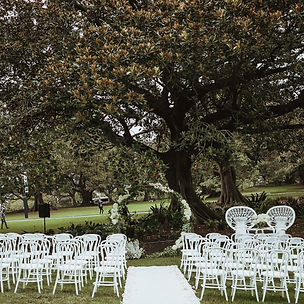 Chair Hirer Wollongong South Coast Weddinds Events