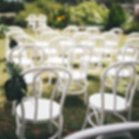 Bentwood Chairs South Coast Weddings
