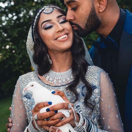 Aimen & Hisham Wedding