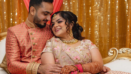 Foram & Jainish - Engagement Ceremony