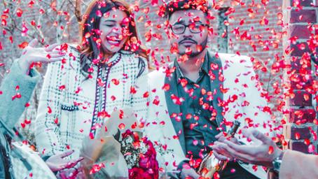 Savan & Radhika - Proposal & Engagement