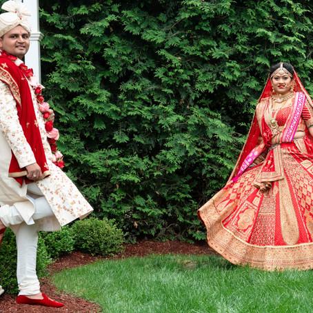 Nidhi & Akash Wedding