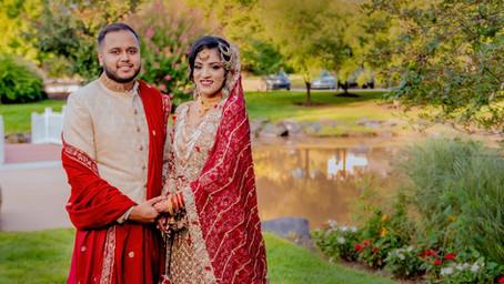 Briya & Hassam Wedding