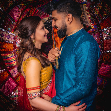Anjali & Arpit - Wedding Traditions